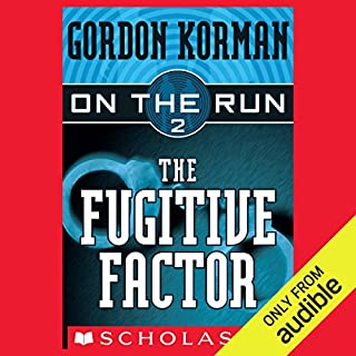 The Fugitive Factor audiobook cover art