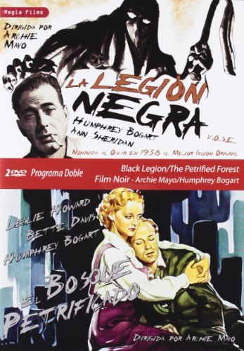 Pack: Black Legion + The Petrified Forest [Spanien Import]