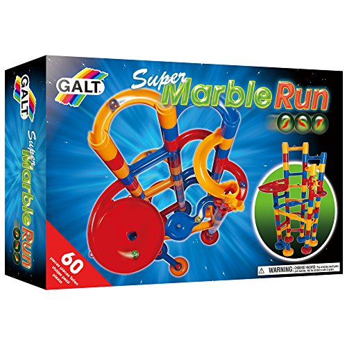 Galt Toys Inc Super Marble Run Toy,...