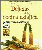Delicias de la cocina asiatica - tapas asiaticas (Gastronomia)