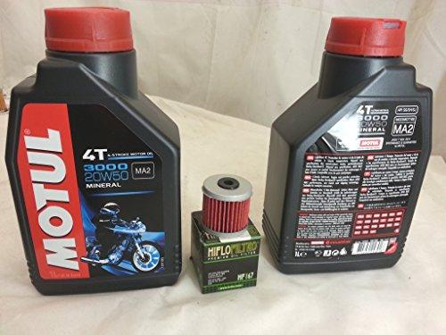 KIT TAGLIANDO LML star 4T 125/150/151cc MARCE e AUTOMATICA olio filtro olio motore