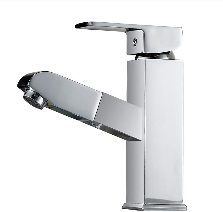 Coolol Ausguss-Mischbatterien, Waschtischarmaturen für Bad und Einhebelmischer