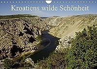 Kroatiens wilde Schoenheit (Wandkalender 2022 DIN A4 quer): Die legendaeren Drehorte der Winnetou-Filme (Monatskalender, 14 Seiten )