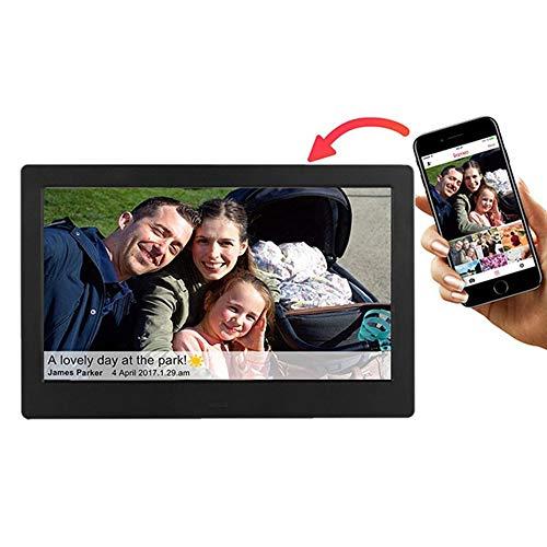 Digitale Fotolijst 10.1 Inch Smart Cloud Elektronisch Album Netwerk Digitale Fotolijst Mobiele Telefoon Wifi Pasfoto Videospeler