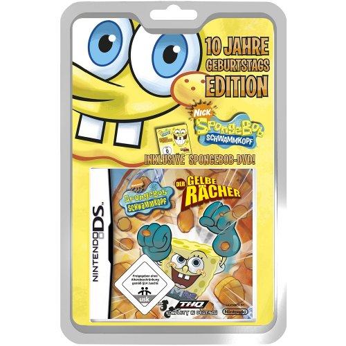 SpongeBob Schwammkopf - Der gelbe Rächer - 10 Jahre Geburtstags Edition