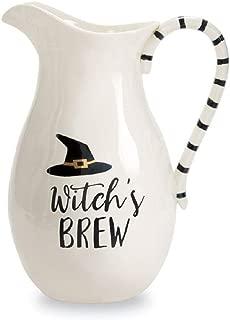 Mud Pie Halloween 48-ounce Witch's Brew Drink Pitcher