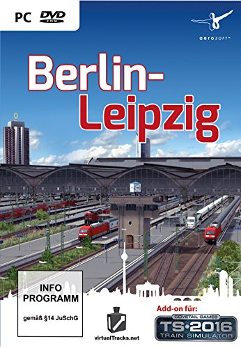 Train Simulator 2016 - Berlin-Leipzig (Add-On) [Edizione: Germania]