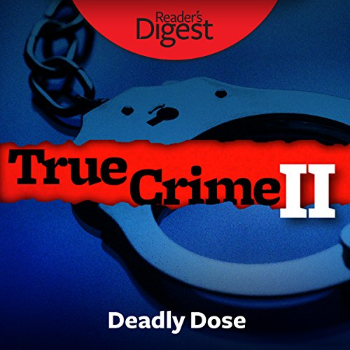 Deadly Dose audiobook cover art