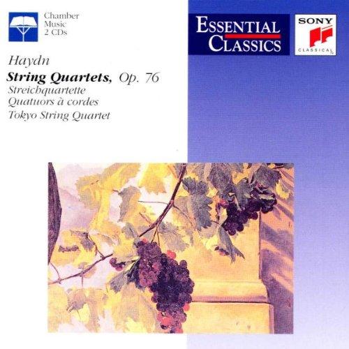 Haydn;String Quartets Op76の詳細を見る