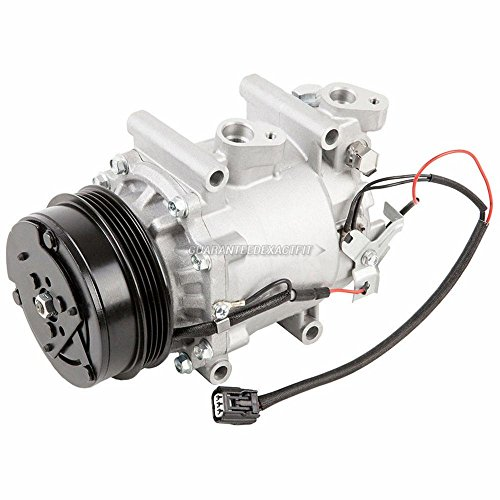 AC Compressor & A/C Clutch For Honda Insight & CR-Z - BuyAutoParts 60-03168NA New