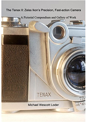 The Tenax II: Zeiss Ikon's Precision, Fast-action Camera