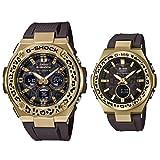 [カシオ] 腕時計 ジーショック×ベビージー ペアセット ワイルドライフ・プロミシング コラボレーションモデル GST-W310WLP-1A9JR / MSG-W200WLP-5AJR