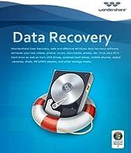 wondershare data recovery recoverit