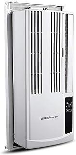 AIAIⓇ Aire Acondicionado de Ventana móvil Solo Tipo frío Anterior Mini Aire Acondicionado de Pared Compacto con Control Remoto por Infrarrojos para Dormitorio Cocina Apartamento