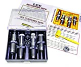 Lee Precision 90694 223 Remington Ultimate Rifle Die Set, Silver