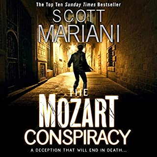 The Mozart Conspiracy cover art