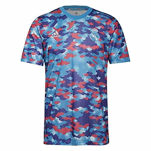 adidas Camiseta Marca Modelo Real PRESHI Y