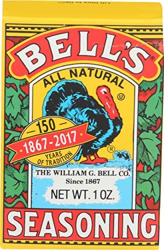 Bell'S Seasonings, Seasoning Salt Free, 1 Ounce