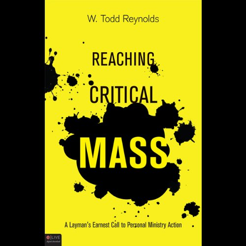 Reaching Critical Mass  Audiolibri