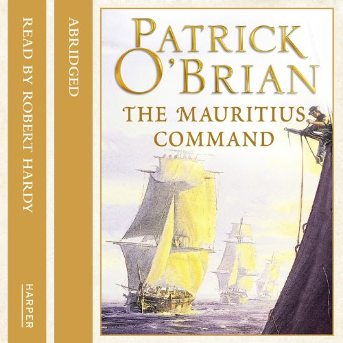 The Mauritius Command cover art