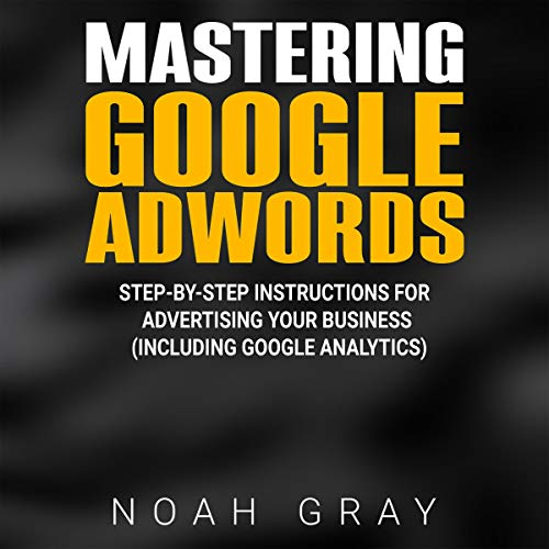 Mastering Google Adwords cover art