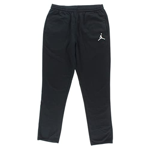 New Men/'s Jordan Jumpman Brushed Tapered Sweatpants 688999-010 Men Small