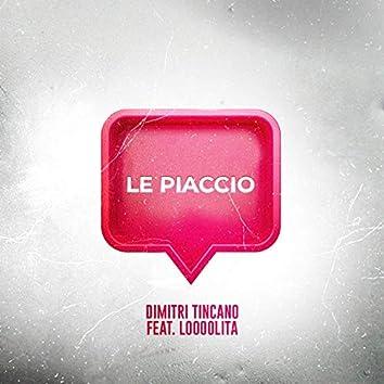Le piaccio (feat. L0000lita)