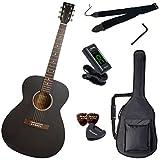 S.Yairi ヤイリ アコースティックギター Amazonオリジナル7点 クイックスタートセット YF-04/BLK