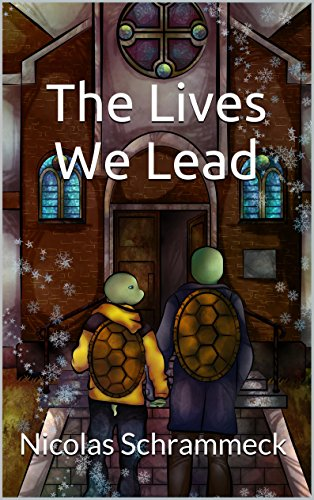 The Lives We Lead (A Student In Need Book 2) (English Edition)