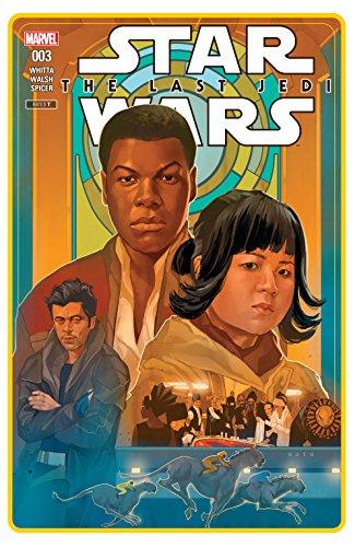 The Last Jedi No.1 2018 Gary Whitta /& Michael Walsh Star Wars