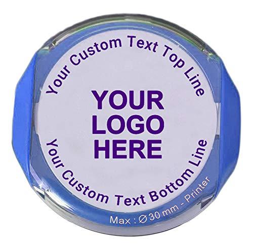 Sellos Personalizados Logo Empresa Marca IMPACT2PRINT
