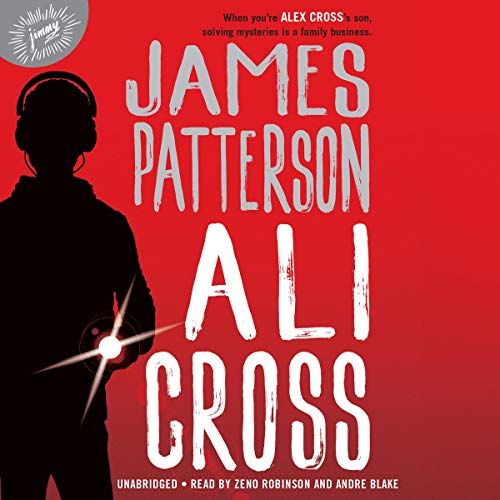 Ali Cross audiobook cover art