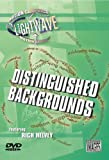 Distinguished Backgrounds, Motion Graphics with LightWave DVD