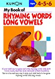 My Book of Rhyming Words Long Vowels (Kumon Workbooks)