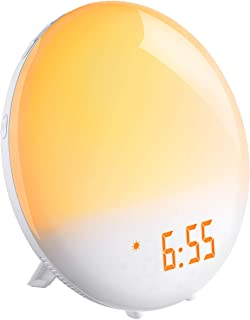 Best alarm clocks light Reviews