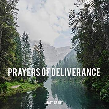 Prayers of Deliverance
