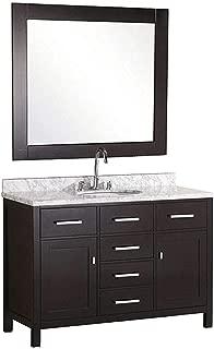 Best 42 inch bathroom vanity set Reviews