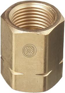 Radnor 64003953 315 CGA-510 To CGA-520 Brass Cylinder Adapter