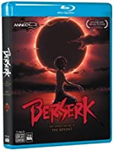 Berserk: The Golden Age Arc III - The Advent (BD) [Blu-ray] by VIZ VIDEO by Various
