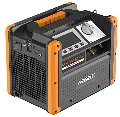 Navac Recovery Unit, Twin Cylinder, DC Inverter, Digital Interface, Master-Series (NRDD)