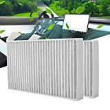BASENOR Tesla Model 3 Model Y Replacement Cabin Air Filter (Set of Two)...