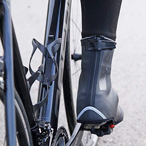 BBB Cycling Fahrrad, Mountainbike Schuhüberzug Überschuhe Hardwear, BWS-04, Schwarz, 37/38 - 4