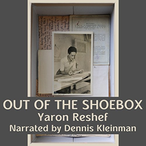 Out of the Shoebox audiobook cover art