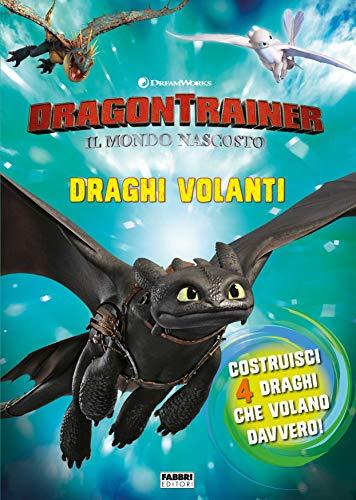 Dragon Trainer. Il mondo nascosto. Draghi volanti. Libro gioco