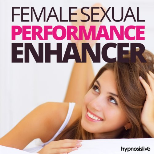 Female Sexual Performance Enhancer Hypnosis cover art