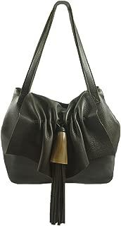 Cosima' Luxury Deerskin Hobo Handbag by Viva