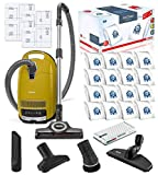 Miele Complete C3 Calima Canister HEPA Vacuum Cleaner + STB 305-3 Turbobrush Bundle - Includes Miele...