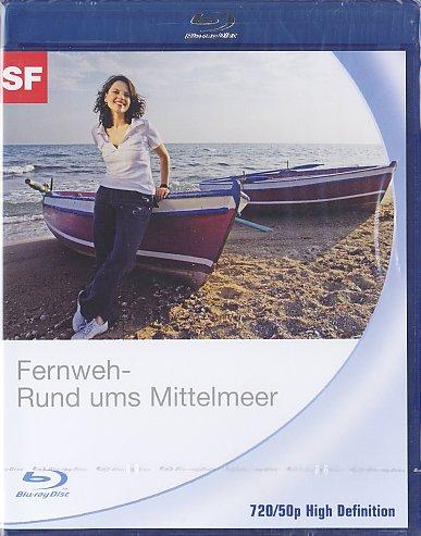 Fernweh - Rund ums Mittelmeer [Blu-ray]