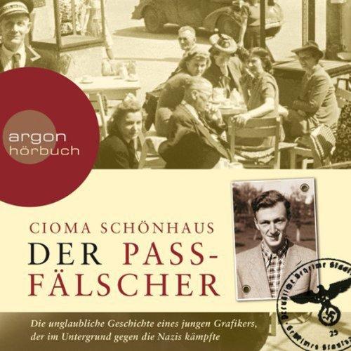 Der Passfälscher audiobook cover art