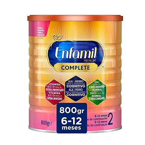 Enfamil Complete 2 - Leche Infantil Continuación